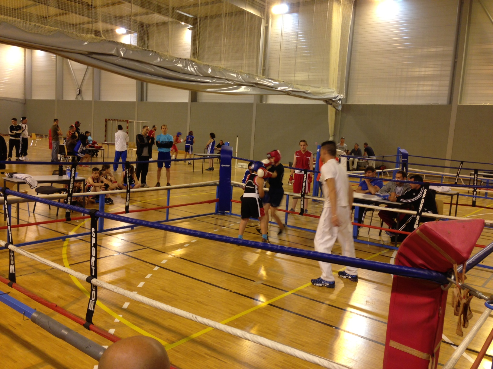 Journée Boxe au CREPS de Talence – Mai 2015 – Photos