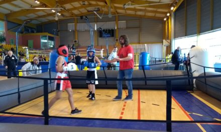 Code Sportif de la Boxe Educative